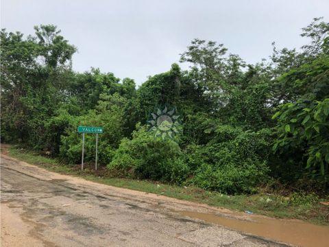 terreno de 35 hectareas con servicios
