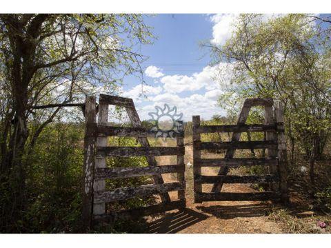 rancho en venta en uspibil titulado