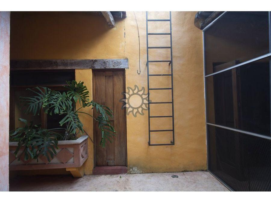casa colonial en venta oportunidad de negocio