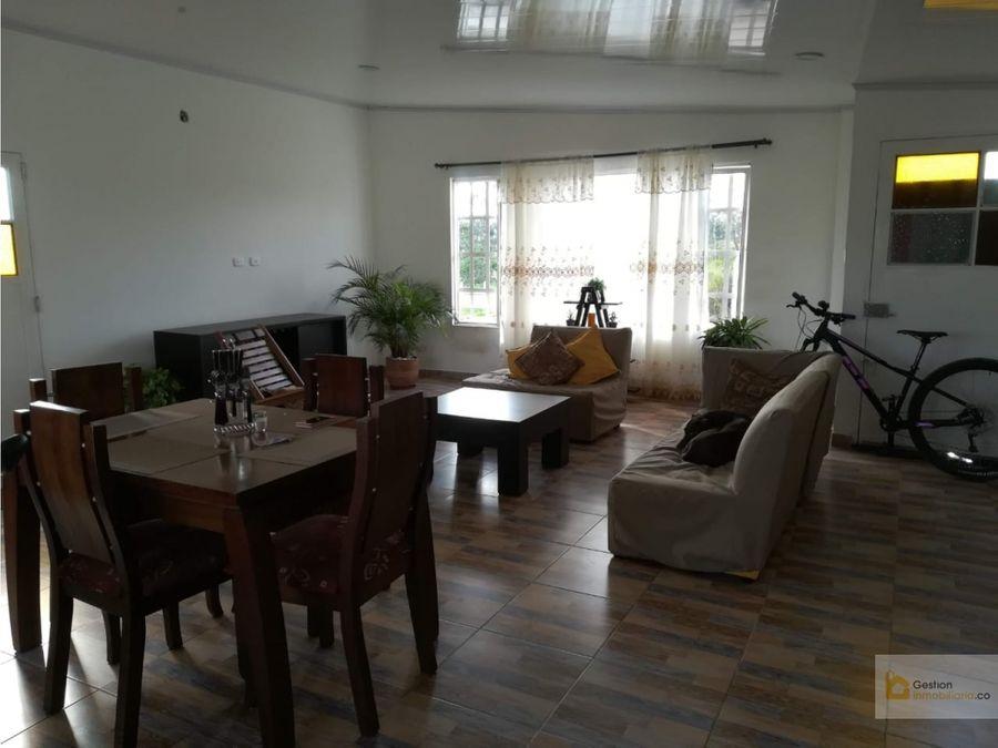 casa campestre cuidad verde popayan