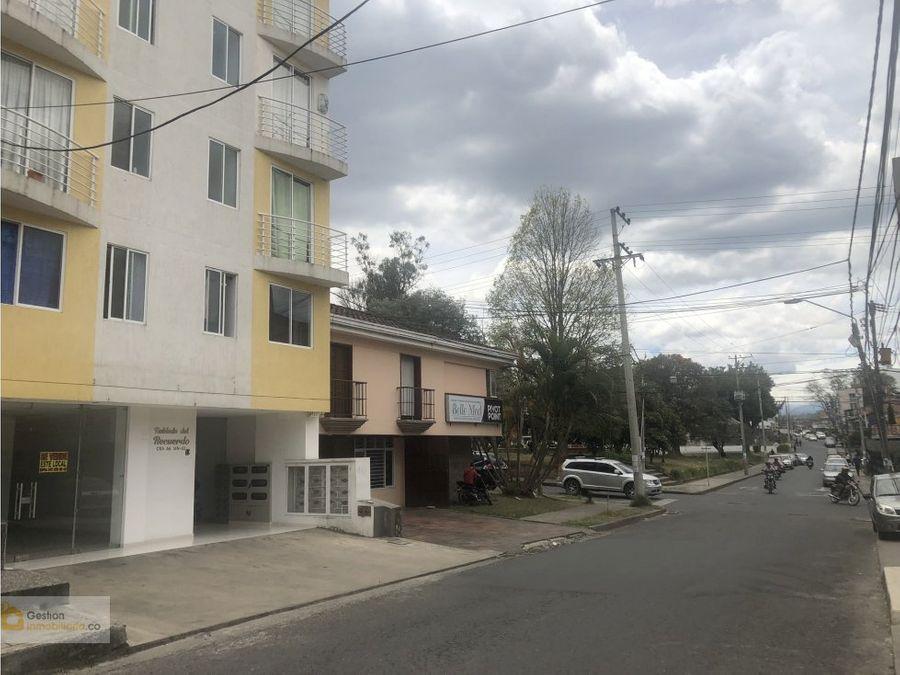 venta apartaestudio frente a u del cauca popayan