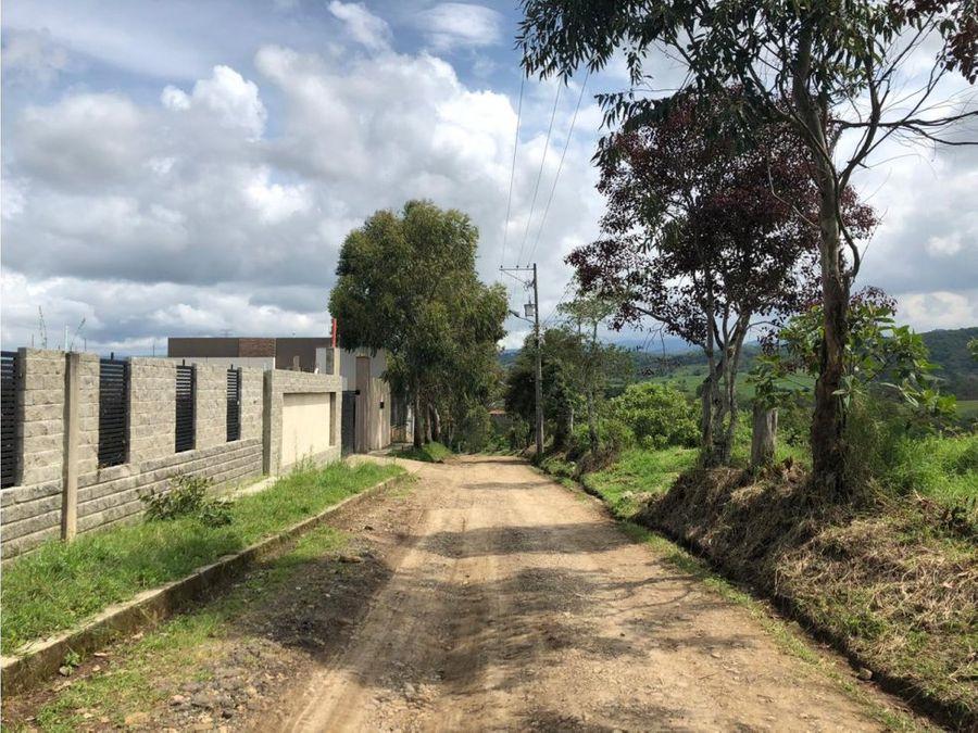vendo casa reserva de la cordillera popayan