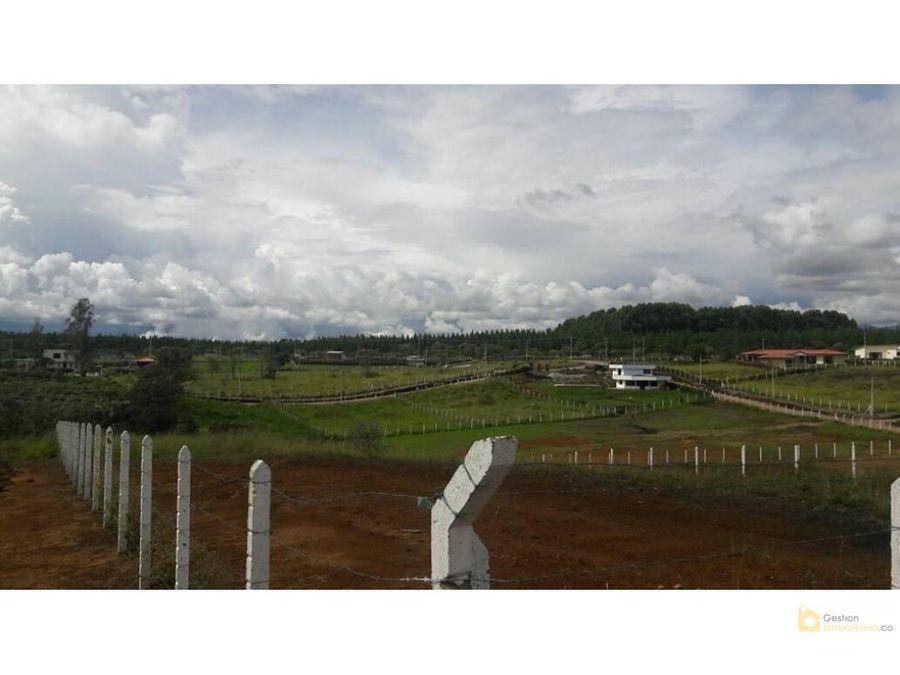 lote en venta parcelacion ciudad verde popayan