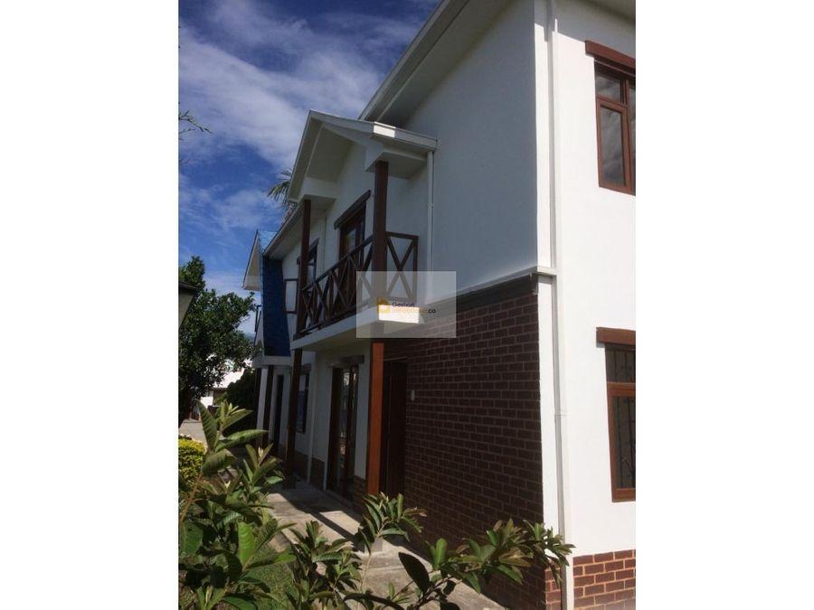 venta la mejor casa de santa sofia popayan