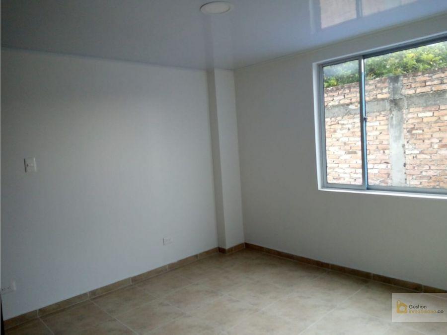en venta apartamento barrio bella vista