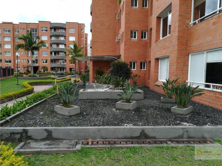 apartamento en terrazas del campestre