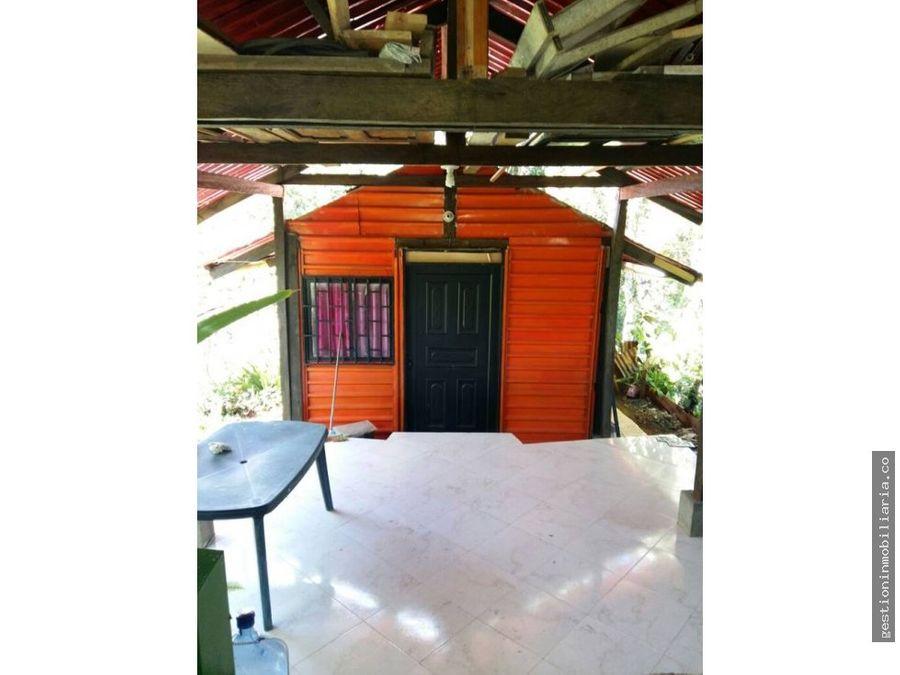 venta casa campestre el cofre popayan 4850m2 en parcelacion