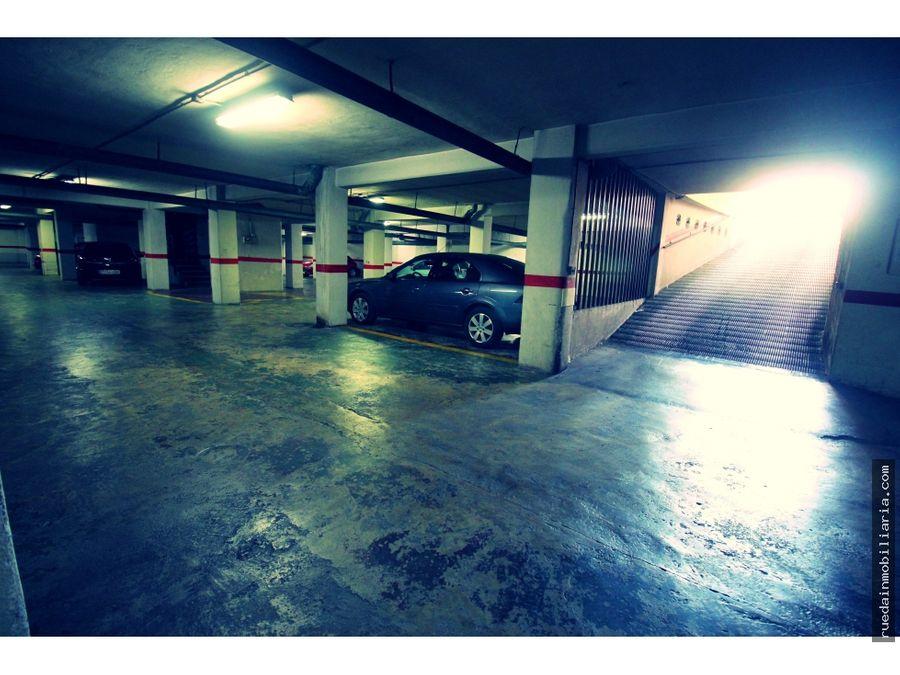 garaje en franco tormo