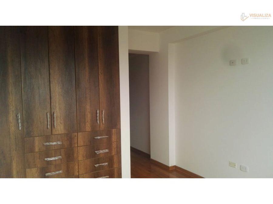 vendo lindo departamento 110 m2 en urb primavera