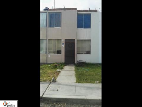 venta casa de 2 pisos en condominio huanchaco