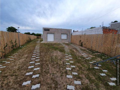 se alquila casa 2 dormitorios barrio tassano maldonado