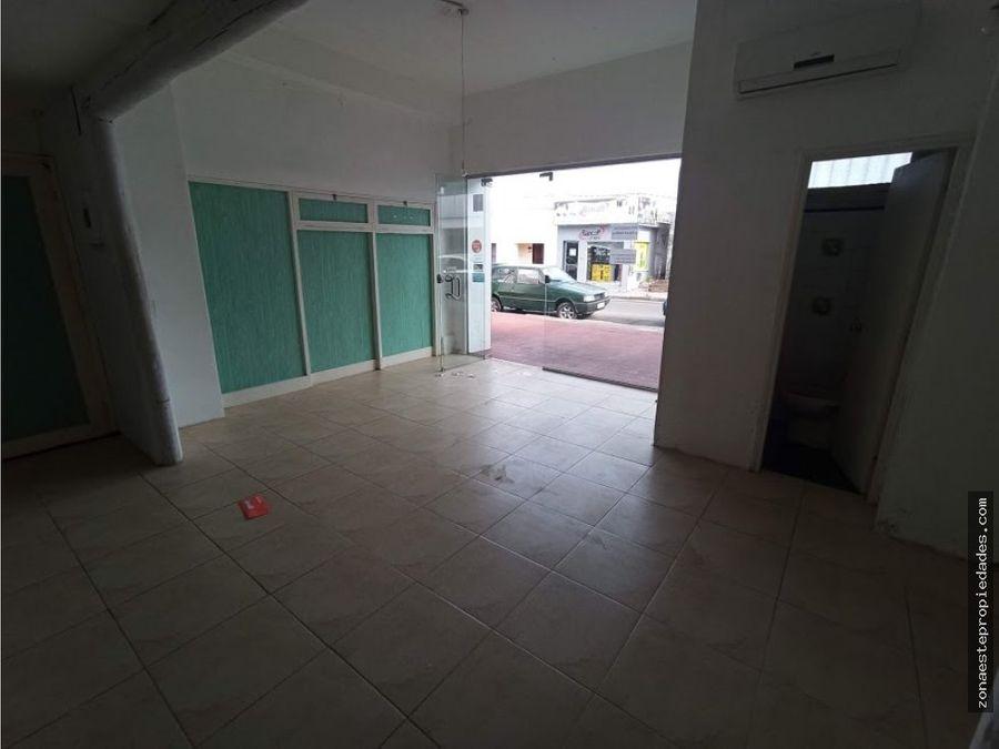 se alquila local comercial centro maldonado