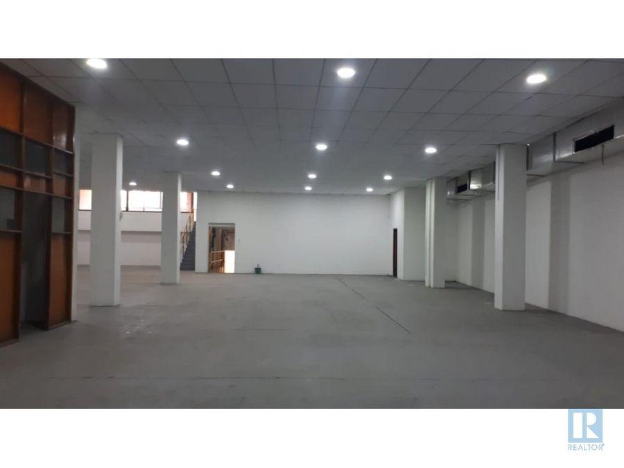 bodega y oficinas en venta y arriendo