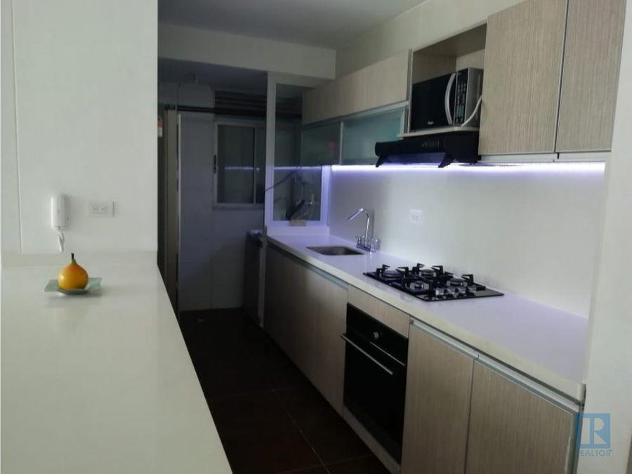 apartamento en fiorenti sector el recreo