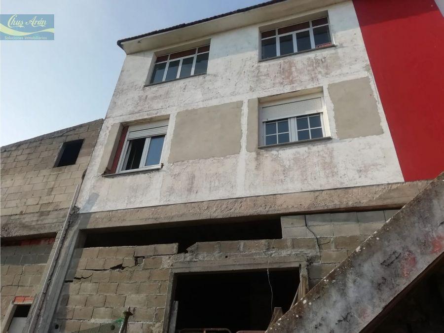 casa en laxe con terreno