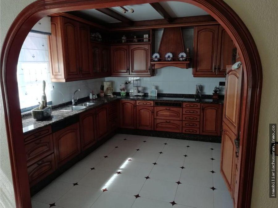 se vende magnifica casa en cances carballo