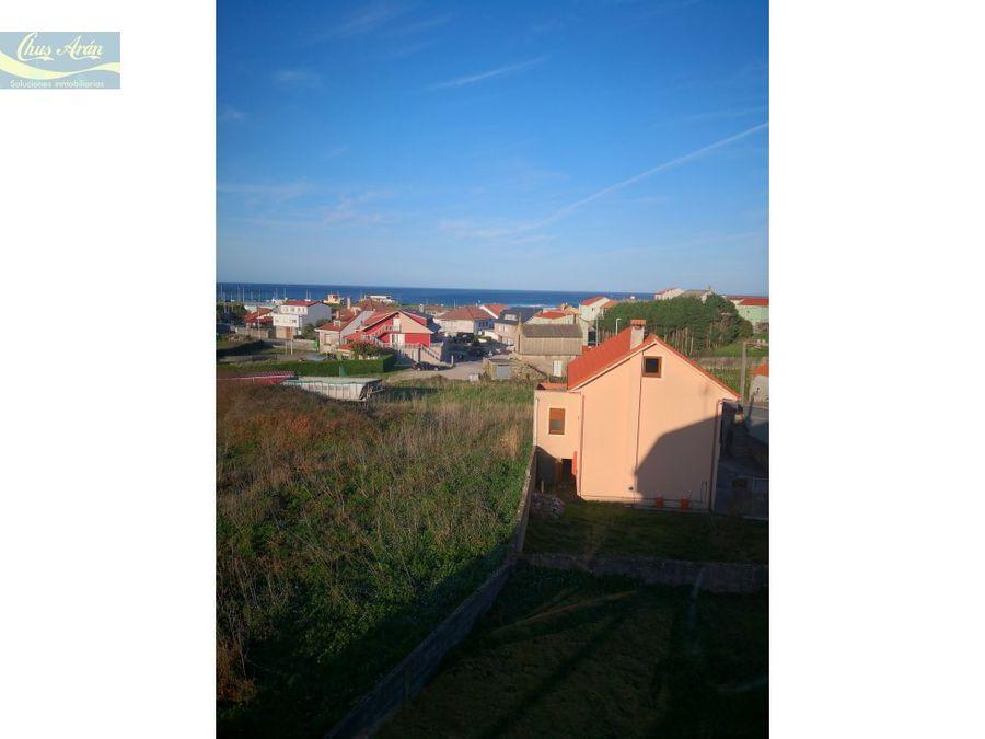 casa con terreno en razo pocos metros a la playa