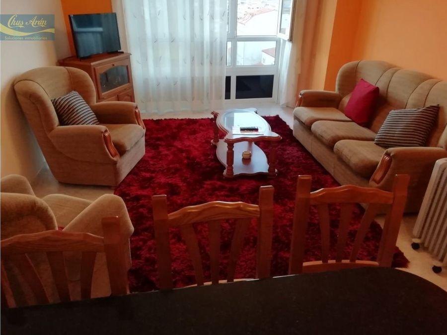 piso en laxe en venta y alquiler verano
