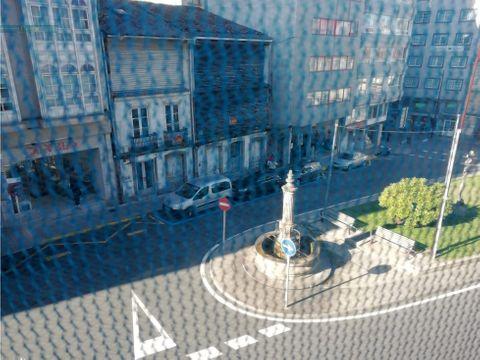 se vende edificio en plaza galicia carballo