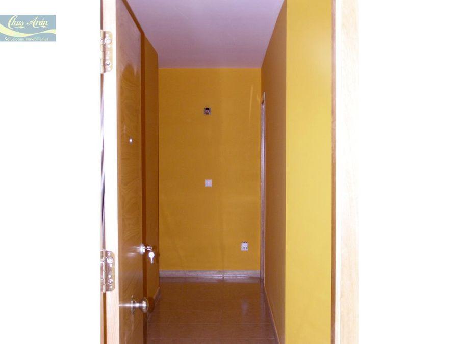 piso de dos habitaciones en carballo