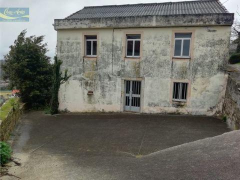 casa para restaurar en cereo coristanco