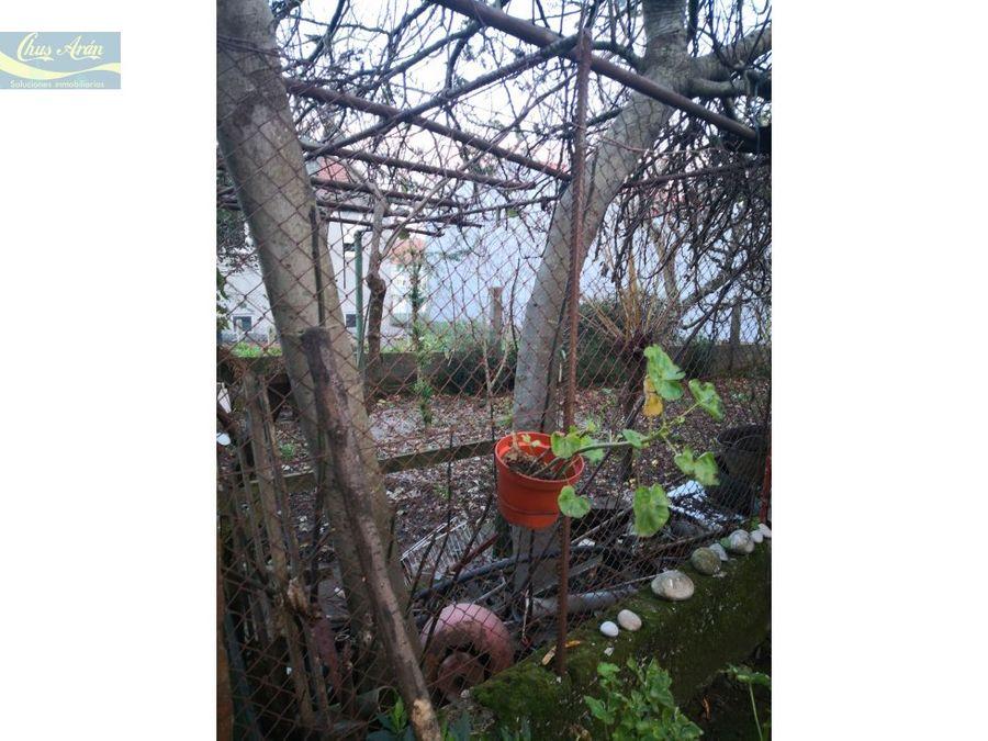 casa con terreno en a milagrosa carballo