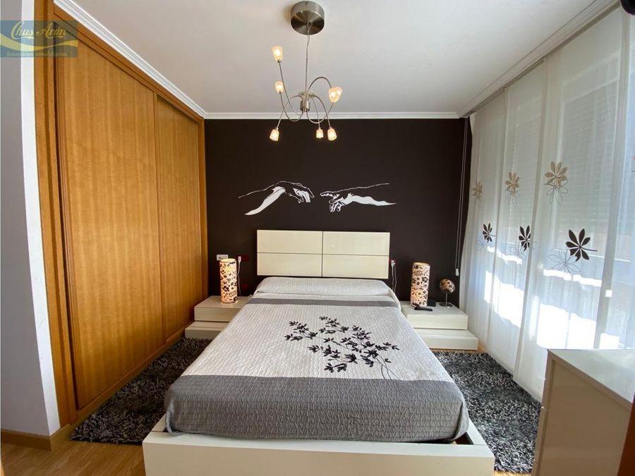 estupendo piso en laxe