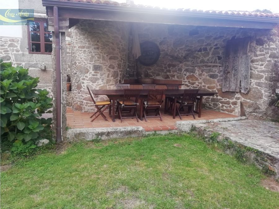 casa restaurada en castro vimianzo