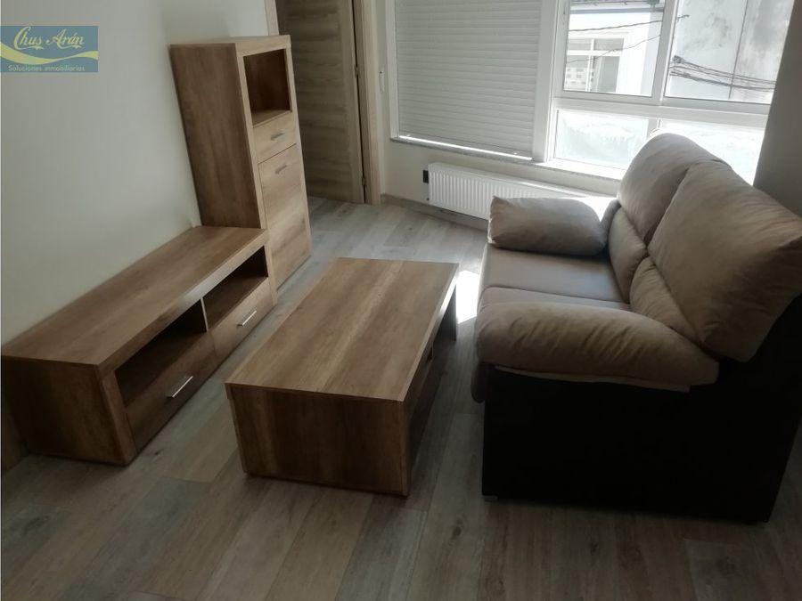apartamentos de 1 y 2 habitaciones en gran via carballo