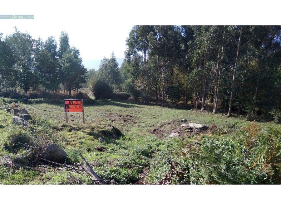 se vende terreno en cabana de bergantinos