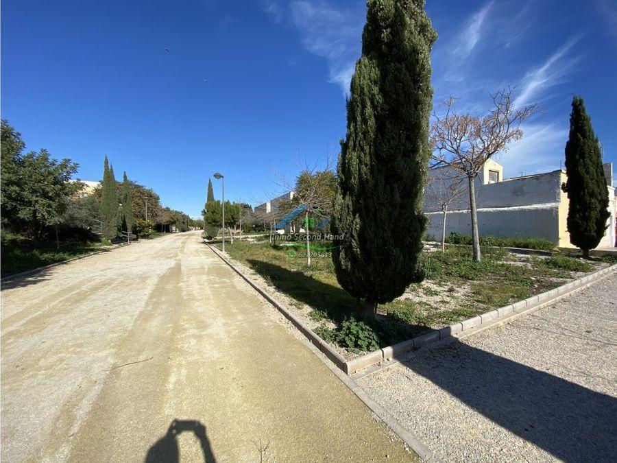 planta baja en via verde los barreros