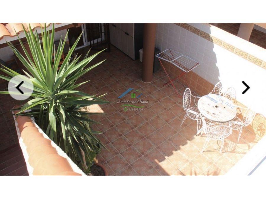 casa con jardin en la manga