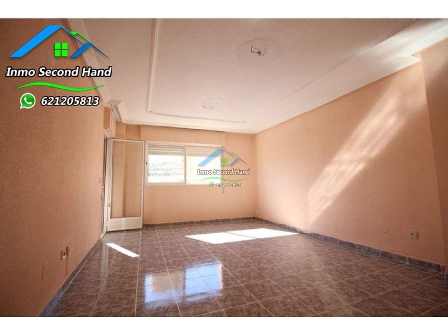 piso en cartagena con plaza de garaje