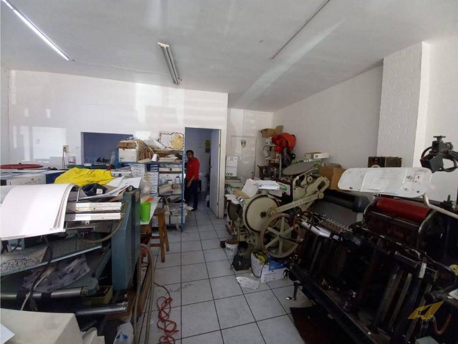 venta de local comercial barrio acero monterrey nl
