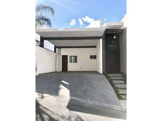 venta de casa en col vista real en san pedro
