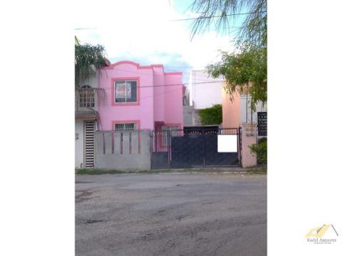 casa en venta en col villas de oriente juarez nl