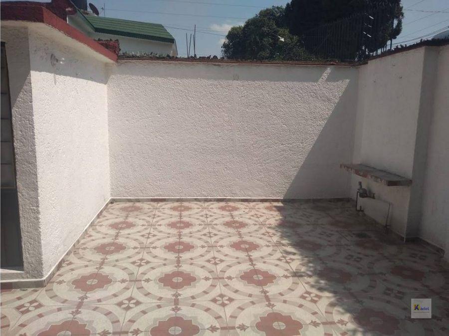 venta de casa en col vergel de coyoacan tlalpan
