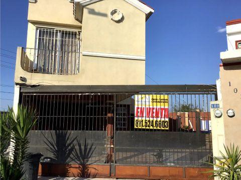 venta de casa en privadas de santa rosa apodaca