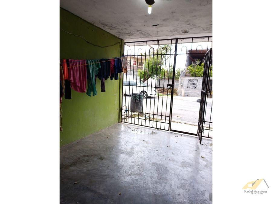 venta de casa en colonia san antonio juarez nuevo leon
