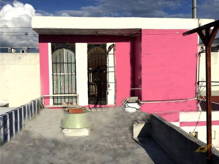 venta de casa en real de san jose juarez nl