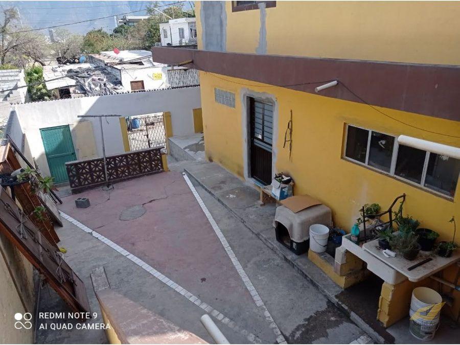 venta de casa en colonia independencia monterrey nuevo leon