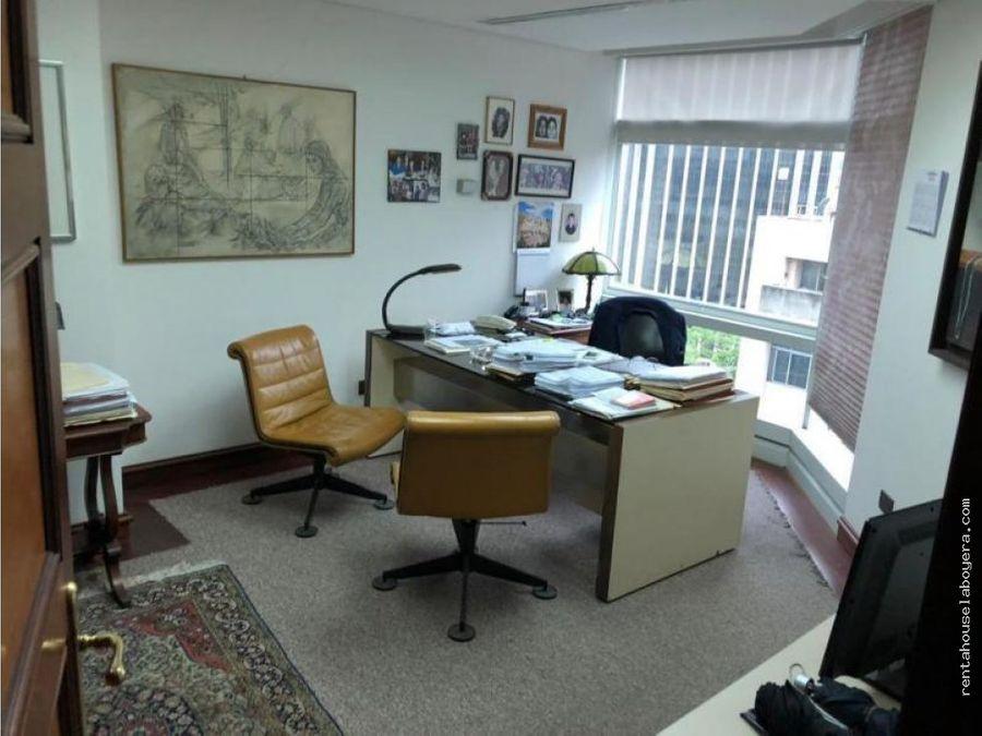 oficina en venta la castellana rah7 mls19 7656