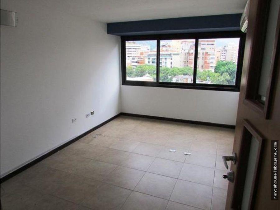 oficina en alquiler los caobos rah6 mls16 9240