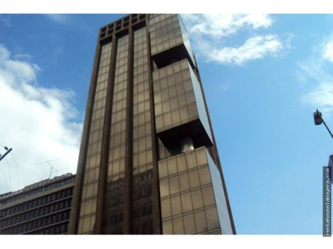 ofic alquiler plaza venezuela rah6 mls19 7137