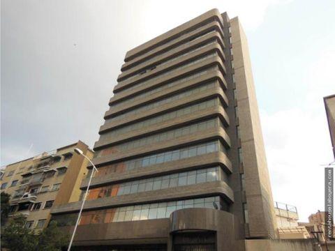 oficina en alquiler bello monte rah6 mls19 7762
