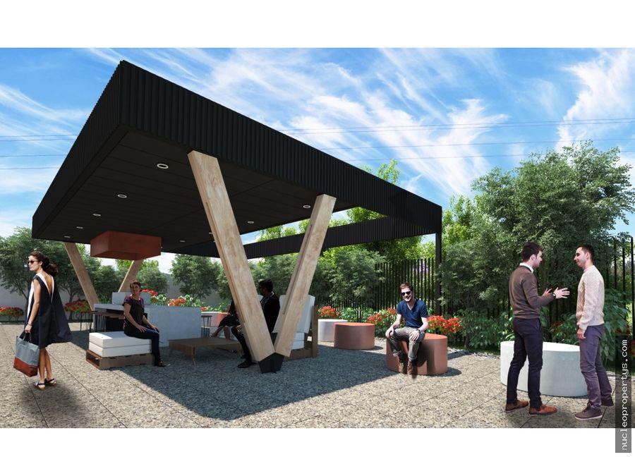 proyecto jardin costanera lo barnechea