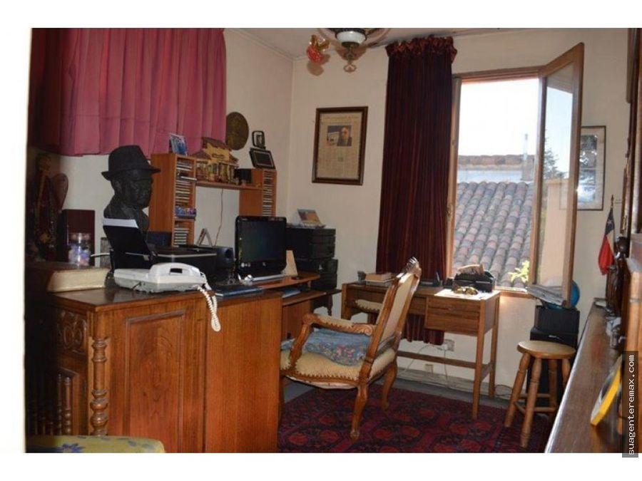 casa en las condes sector iglesia los dominicos