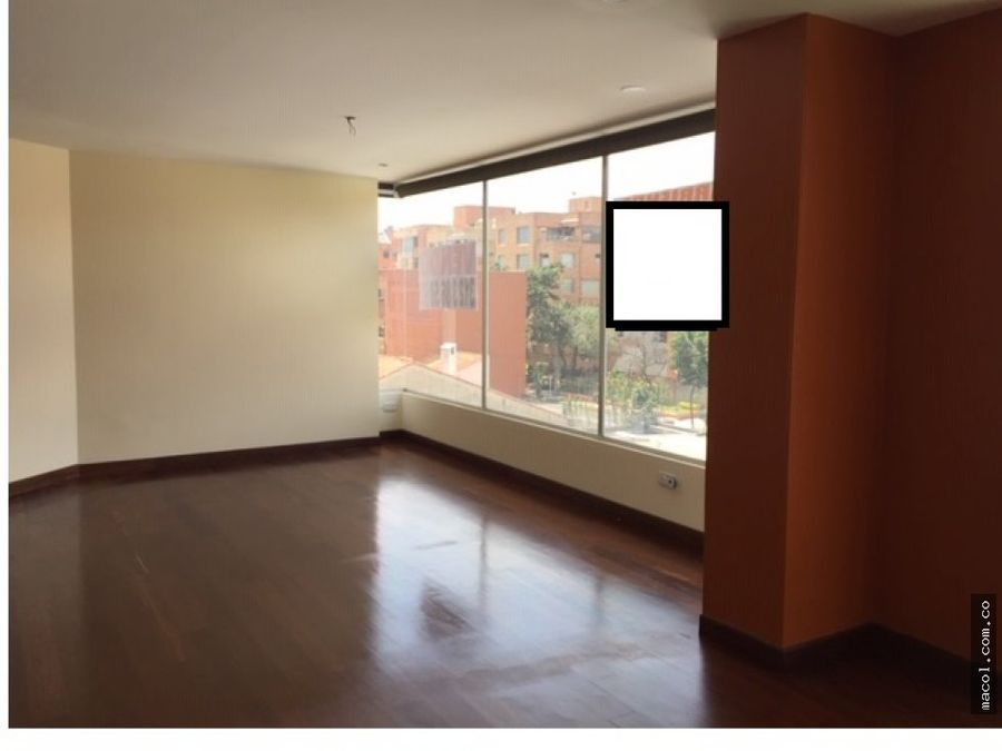 vendo apartamento en chico navarra