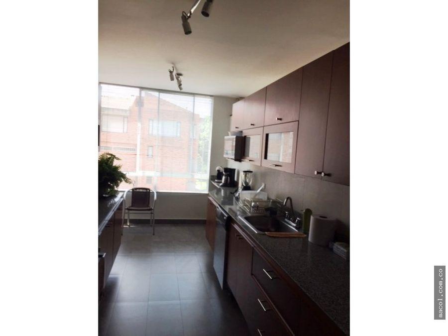 vendo excelente apartamento en la calleja