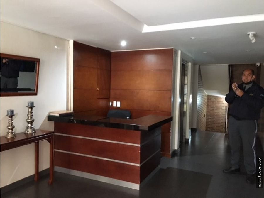 vendo excelente apartamento remodelado en virrey